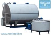Оборудование для охлаждения молока открытого и закрытого типа
